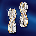 Eterrnal Love Diamond Earrings