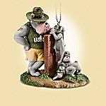 USMC Devil Pup Ornament Set One