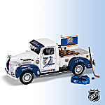 1:25 Tampa Bay NHL(R) Hockey Diecast Truck
