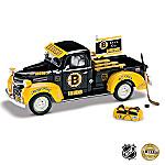 1:25 Boston Bruins NHL(R) Hockey Diecast Truck