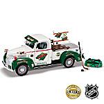 1:25 Minnesota Wild NHL(R) Hockey Diecast Truck