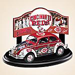 Cincinnati Reds Major League Baseball VW Beetle Diecast Car