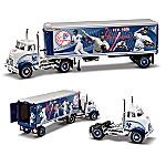 1:25 New York Yankees Super Semi Diecast Truck
