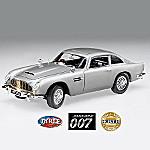 1:18 Scale James Bond Aston Martin DB-5 Car Diecast Replica