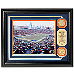 Soldier Field Chicago Bears Collectible Photomint