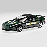 1:18 Scale Green Bay Packers Trans Am Collectible Diecast