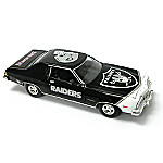 1:18 Scale Oakland Raiders 1976 Gran Torino Collectible Diecast
