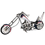1:10 Scale New York Yankees Collectible Diecast Chopper