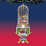2006 World Series Champions St. Louis Cardinals Collectible Trophy Ornament