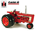 ERTL Collectible International Harvester 806 With Duals Red Diecast Tractor