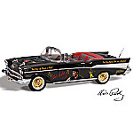 The King Of Rock 'N Roll '57 Chevy Bel Air Convertible Diecast Car: Elvis Presley Tribute