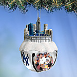 Yankees(TM) Sleigh Bell Ornament: Collectible Yankees(TM) Fan Gift