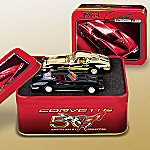 1963 Corvette(R) Sting Ray(TM) Diecast Tin Set