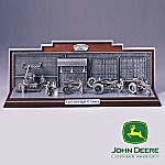 1:64 John Deere Model 'B' Assembly Line Diorama Sculpture