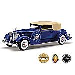 1:18 1934 V-12 Packard Diecast Car
