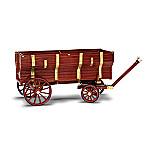 1:16 Wooden Farm Wagon