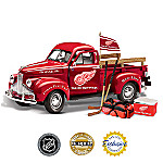 1:25 Go Wings(R) Go! Detroit Red Wings(R) Diecast Truck