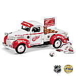 1:25 Let's Go Red Wings(R) 1947 Dodge Diecast Truck