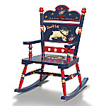 USMC Rocking Chair