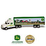 John Deere Country Diecast Semi Truck