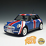 1:18 Austin Powers Mini Cooper Diecast Car