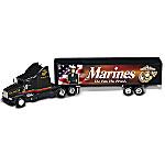 Honor USMC Diecast Truck