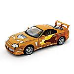 1:18 2 Fast 2 Furious(TM) '93 Toyota(R) Supra(R) Diecast Car
