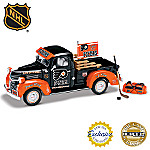 1:25 Philadelphia Flyers NHL(R) Hockey Diecast Truck