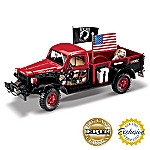 1:25 The Ultimate Patriot USMC Power Wagon Diecast Truck