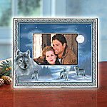 Silver Scout Photo Frame