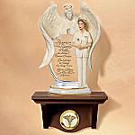 Nurse Heritage Plate Shelf