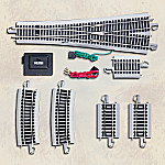 HO Scale WYE Turnout Track Train Accessory Set