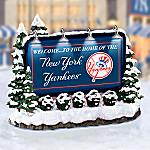 New York Yankees Billboard Village Accessory