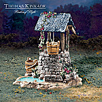Thomas Kinkade Well Of Life Nativity Scene Accessory Figurine
