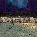 Thomas Kinkade Wall Of Bethlehem Nativity Scene Accessory Figurine
