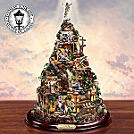 Thomas Kinkade Faith Mountain Religious Christian Home Decor