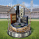 Chicago White Sox World Series Championship Trophy Carousel