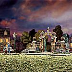 Lamplight Village Gate