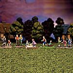 Playground Pals Summer Village Accessory Set