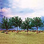 Breath Of Spring Village Landscape Accessory Set