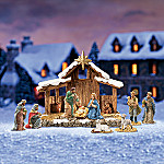 The First Noel Nativity Village Accessory Set