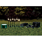 Evening's Glow Village Lighting Accessory Set