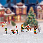 Winter Festival Winter Village Accessory Figurines