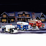Everyday Heroes Village Collectible Figurine Accessory Set