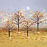 Autumn Majesty Autumn Village Accessory Figurines