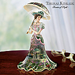 Thomas Kinkade Grace In The Afternoon Collectible Porcelain Figurine
