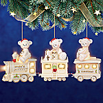 2004 Baby's First Christmas Ornaments