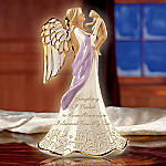 Everything I Needed To Know Cat Lover Gift Angel Figurine