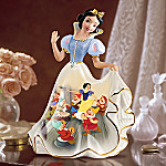 Disney Snow White Collectible Porcelain Figurine