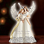 Always My Daughter Porcelain Angel Figurine Mother To Daughter Gift